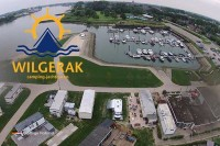 Campingplatz Yachthafen Wilgerak