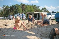 5 Sterne Glamping in Holland