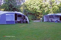 Campingplatz in Friesland Holland Niederlande